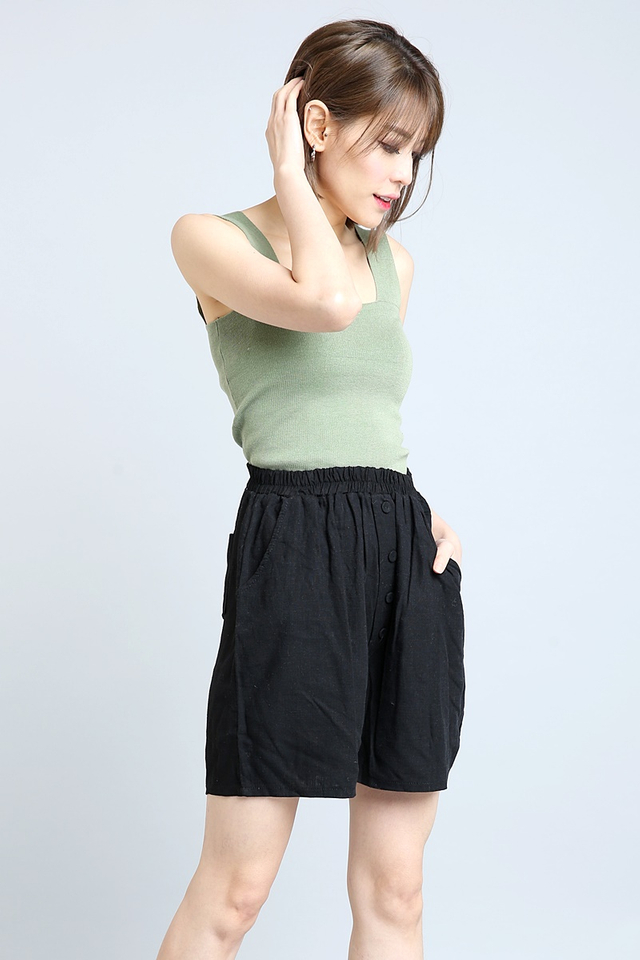 (BACKORDER) Warren Pants in Black