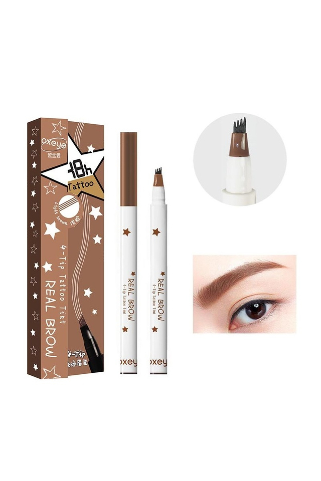 BACKORDER - MICROBLADING FORK TIP INK SKETCH EYE BROW PENCIL