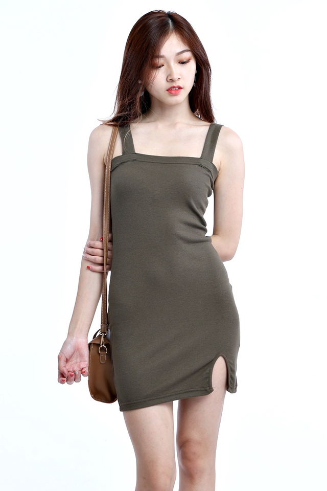 IN STOCK - IGGY DRESS (MORE COLOURS AVAILABLE)