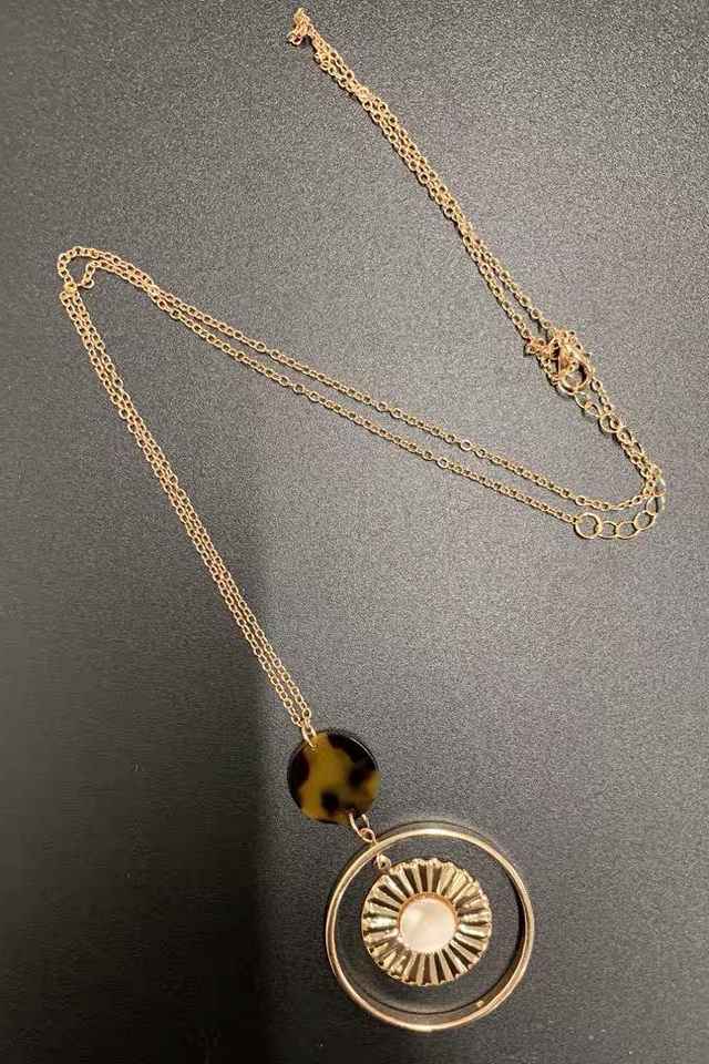 IN STOCK - NECKLACE 76