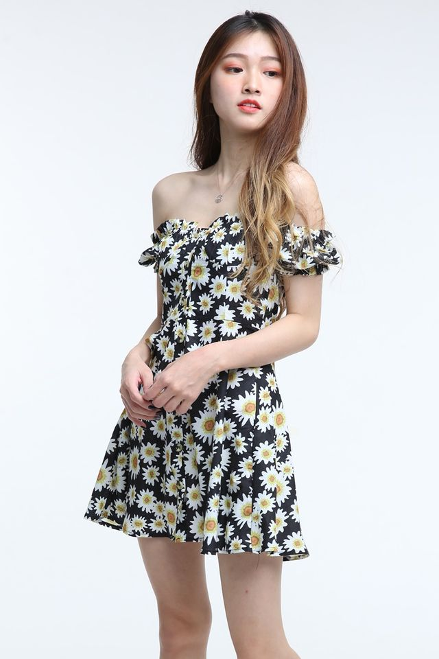 BACKORDER  - PANDORA FLORAL DRESS