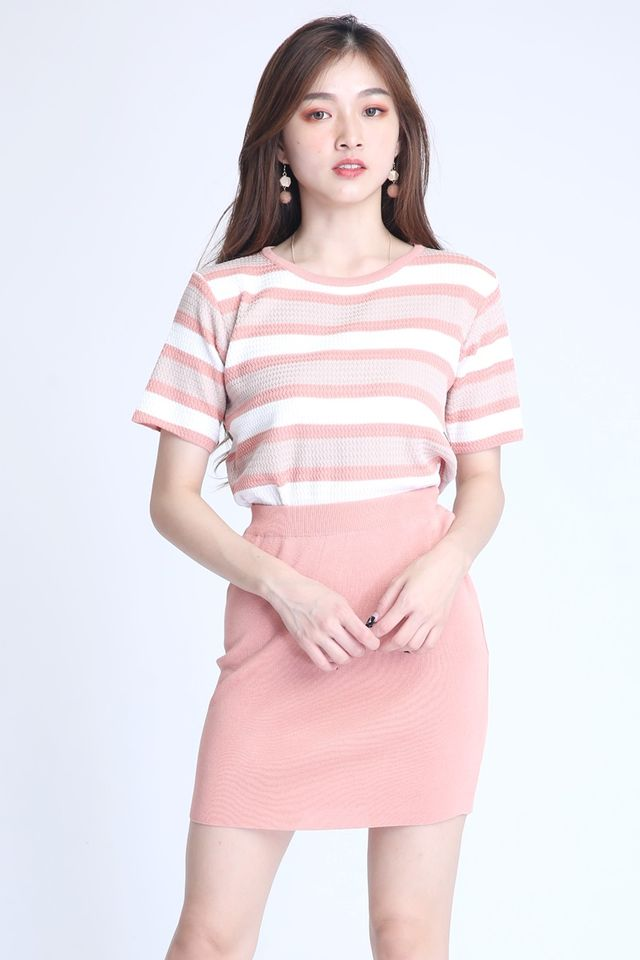 BACKORDER - PAULA KNIT SET IN PINK