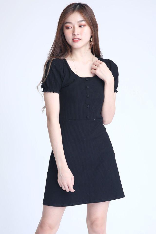 IN STOCK - HAVVA DRESS IN BLACK