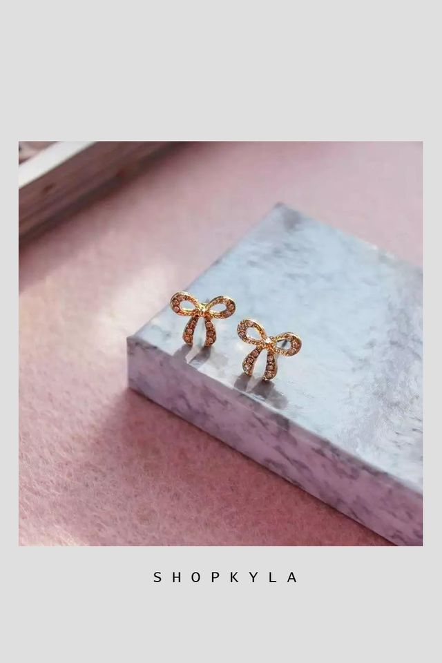 IN STOCK - EARRINGS D38