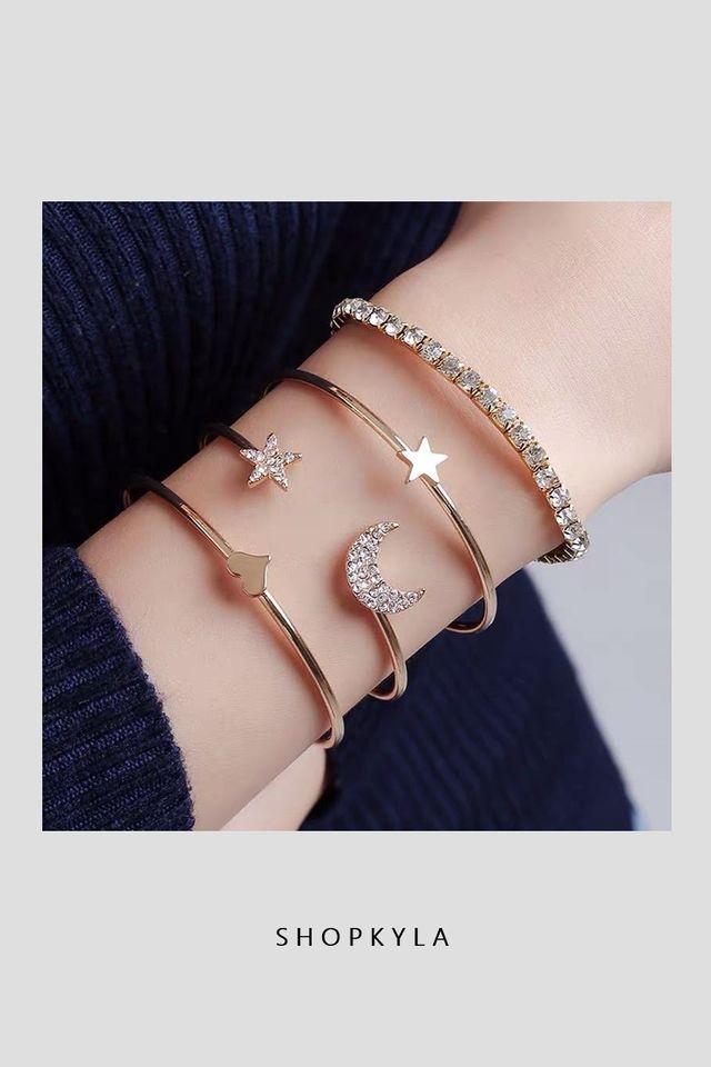 BACKORDER -Bracelet D67