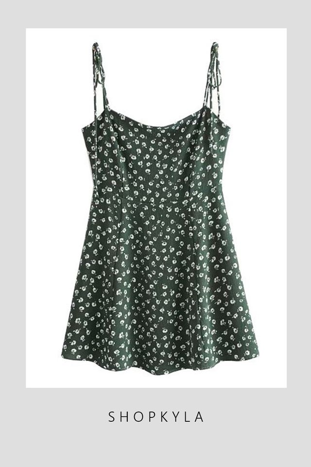 BACKORDER- RUTH DRESS IN GREEN