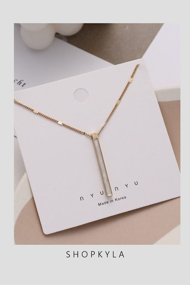 SG IN STOCK- NECKLACE D103