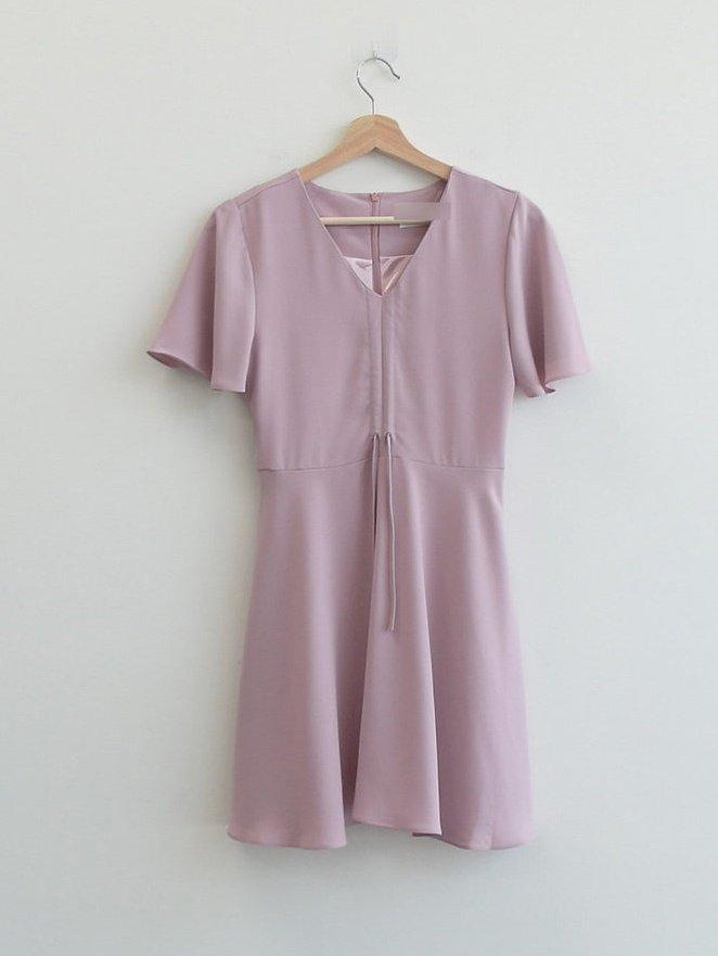 BACKORDER - L003 DRESS